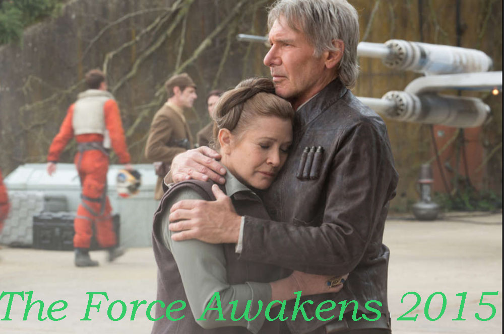 The Force Awakens 2015
