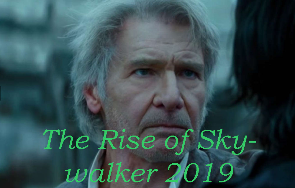 The Rise of Skywalker 2019