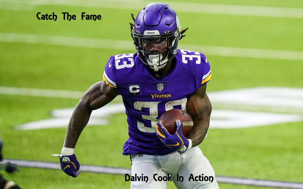 Dalvin Cook In Action